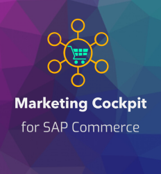 Marketing Cockpit for SAP Commerce